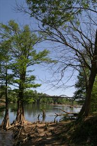Coosa River view